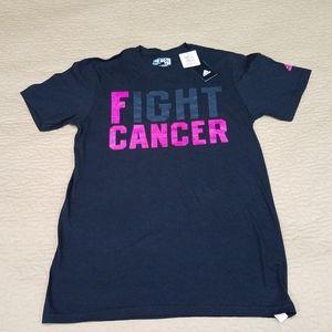 Adidas F Cancer T shirt Size S